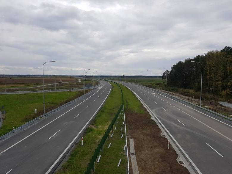 Nowa część drogi S5 Wrocław-Poznań otwarta [ZDJĘCIA]
