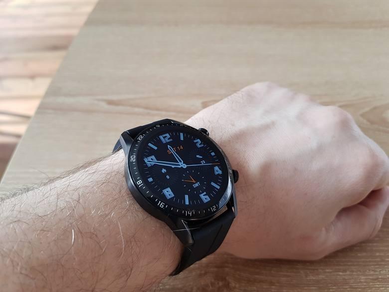 Huawei Watch GT 2: dwa tygodnie pracy na jednym ładowaniu. Test, recenzja
