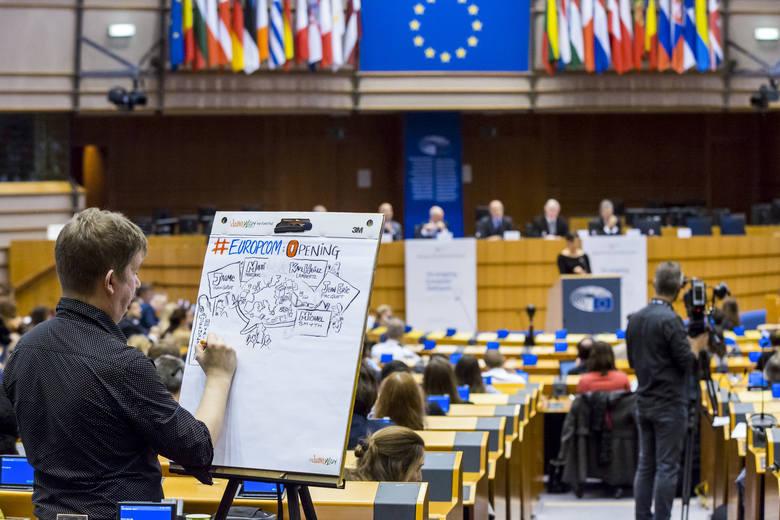 Konferencja wysokiego szczebla na temat finansowania czystej energii, 7 listopada 2017. Parlament Europejski, Bruksela