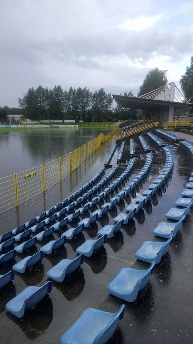 Stadion przy ul. Zielonej