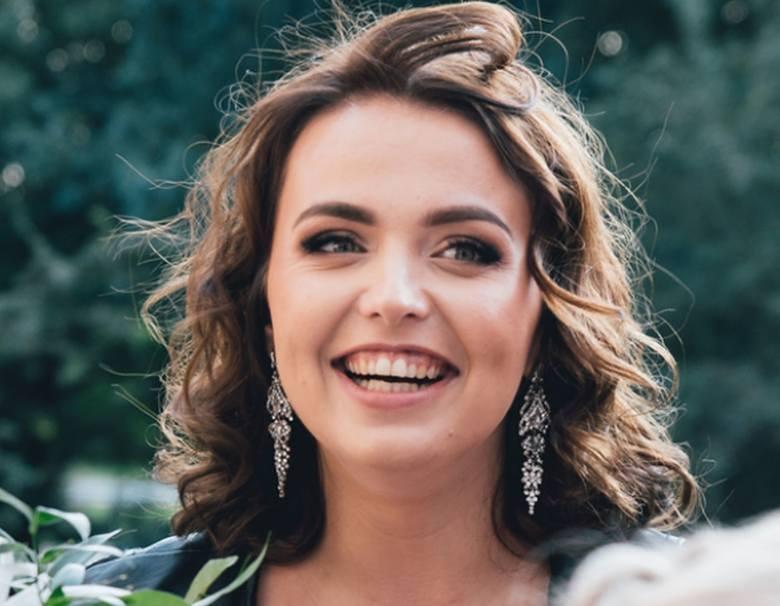 Marika Wojtkowska z Włocławka o chorobie dowiedziała się w grudniu 2020 roku