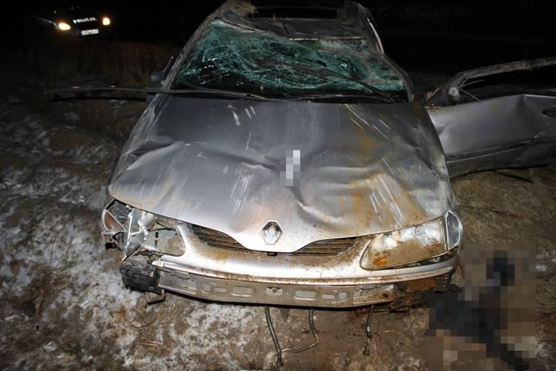 W wypadku zginął 21-letni kierowca