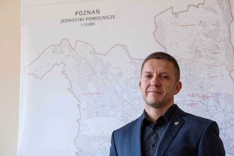 Była kandydatka na prezydenta Poznania i radna osiedla Naramowice Anna Wachowska-Kucharska domaga się od władz miasta usunięcia przewodniczącego Miejskiego