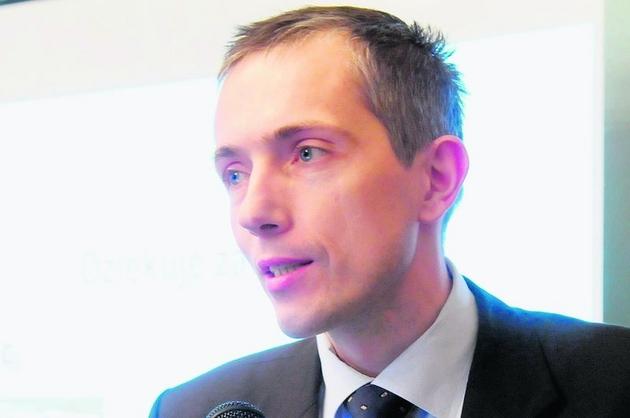 Robert Gajor, prezes firmy Wikana Spółka chce zainwestować w strefie 66 mln zł. Deklaruje zatrudnienie 70 pracowników