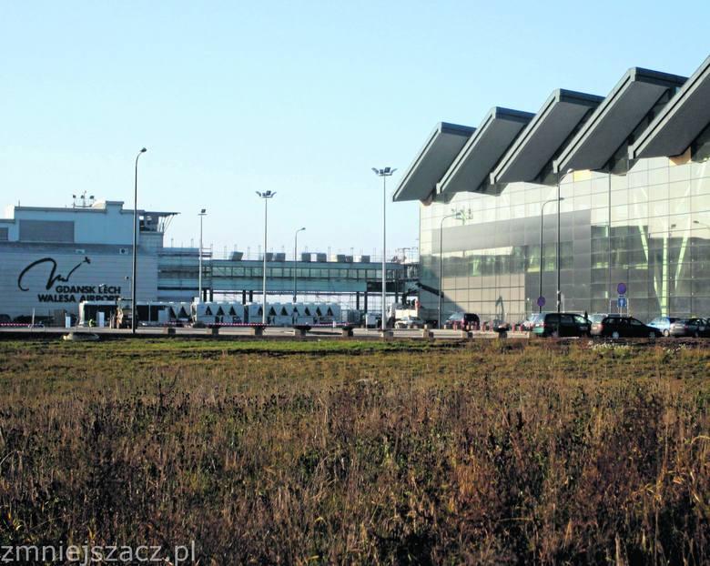 Airport City. Marszałek chce, aby w okolicy lotniska powstała nowa dzielnica Gdańska