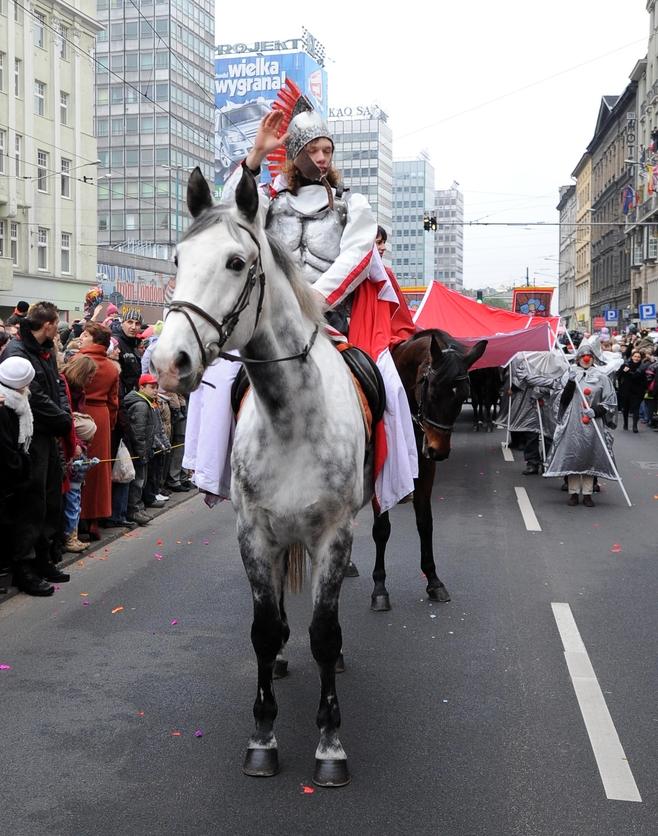 Święty Marcin to jedyny święty, którego postać obrosła w Poznaniu legendami
