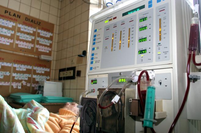 W szpitalu doszło do zarażenia pacjentów żółtaczką typu C