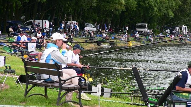 Francuzi najlepsi w mistrzostwach świata w wędkarstwie spławikowym