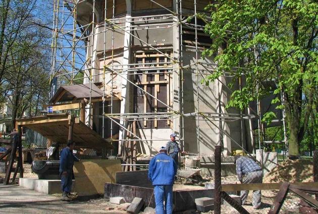 Na rocznicę gotowe będzie wyremontowane obserwatorium
