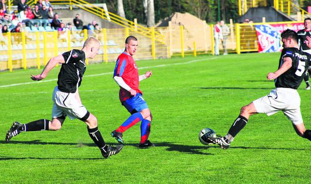 Na tym meczu obrażano brazylijskiego piłkarza Bytovii