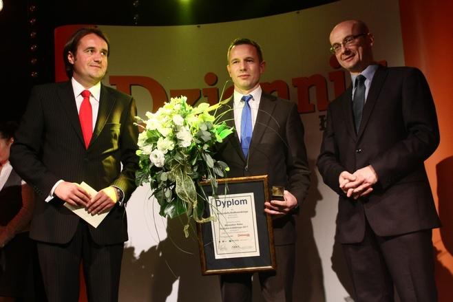 Konkurs Menedżer Roku 2011: Gala finałowa konkursu