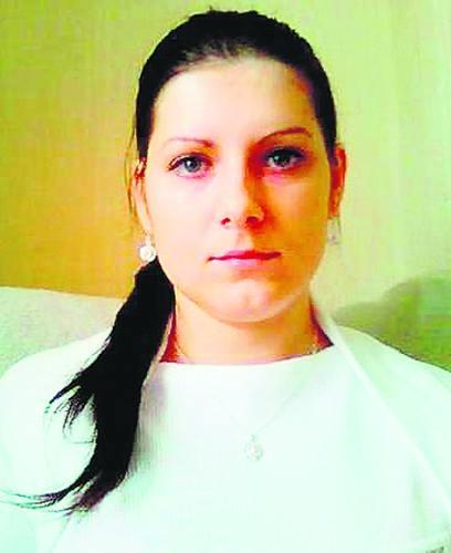 Baranowska Justyna, córka Jarosława i Katarzyny z domu Oszmaniec. Urodzona 1 III 1987 r. w Lęborku. Poszukiwana na podstawie listu gończego wydanego
