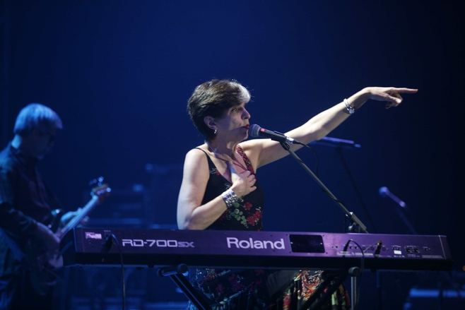 Marcia Ball na Rawa Blues Festival [WIDEO]