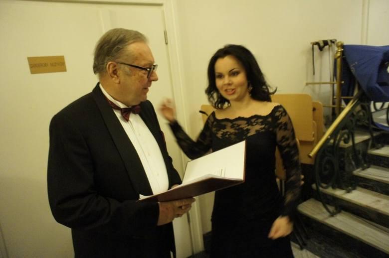 Sopranistka oczarowała Poznań! Aleksandra Kurzak zaśpiewała w Auli UAM
