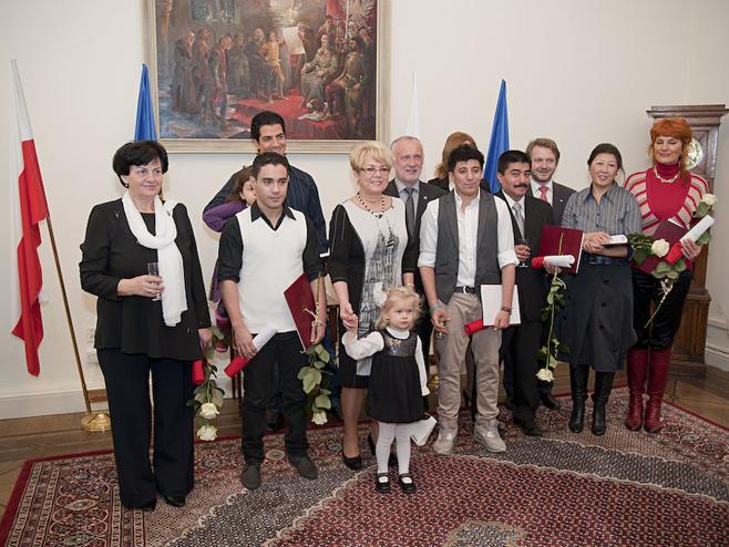 7 łodzian otrzymało polskie obywatelstwo [ZDJĘCIA]