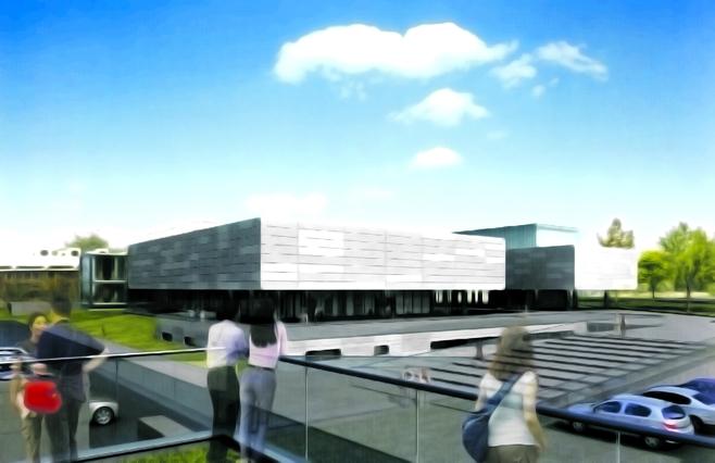 Akademia Sztuk Pięknych buduje Centrum Promocji Mody oraz Centrum Nauki i Sztuki. Budowa dwóch gmachów została wyliczona na 78 mln zł. Prawie całość