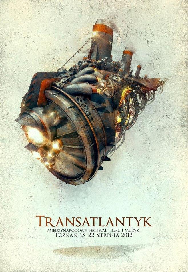 Plakat Transatlantyka 2012
