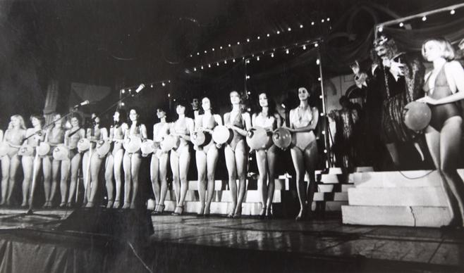 wybory Miss Polonia 86