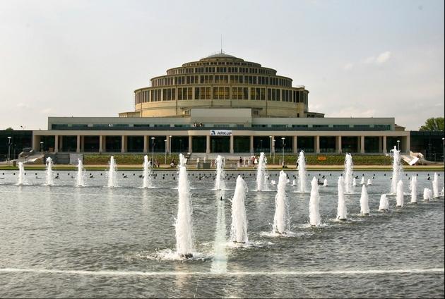 Wrocław: Regionalne Centrum Turystyki Biznesowej czeka na otwarcie (ZDJĘCIA)