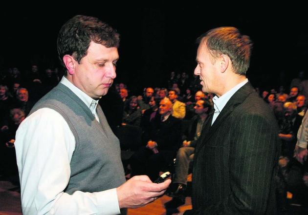 Donald Tusk chce, żeby Jacek Karnowski przestał być prezydentem Sopotu