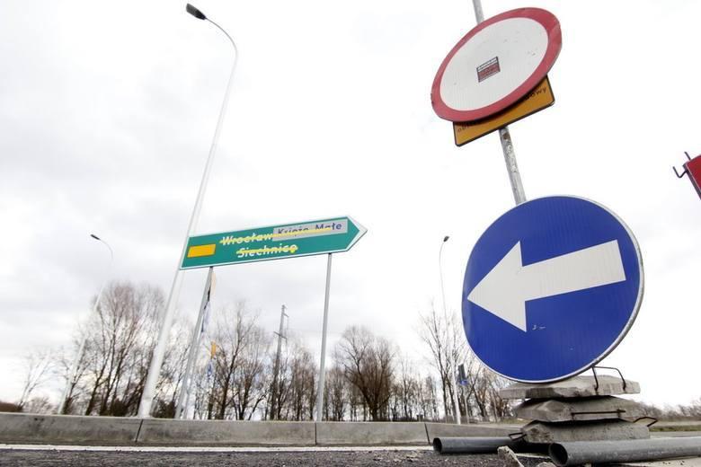 Wschodnia obwodnica Wrocławia: Mieszkańcy boją się korków (FILM)