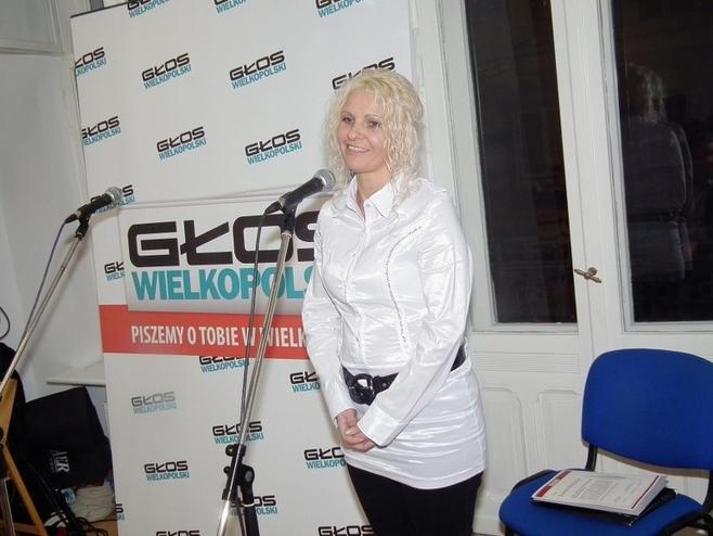 Joanna Borzęcka.