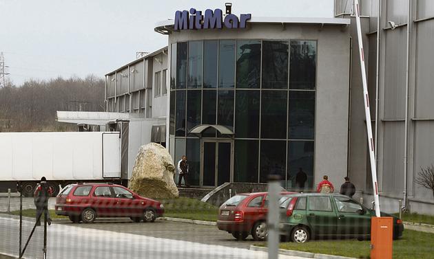Zakład Mitmar sprowadził mięso z Irlandii, które zawierało rakotwórcze dioksyny
