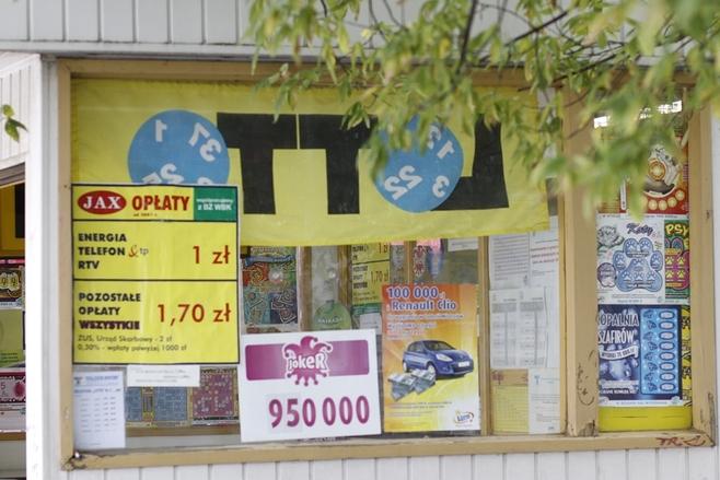 Polski rekord w Lotto: 33 787 496 zł i 10 gr