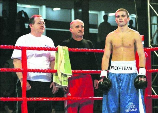 Już niedługo Łukasz Maciec przestanie być lubelskim jedynakiem w zawodowym ringu.