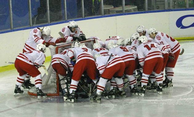 Biało-czerwoni są już zwarci oraz gotowi i wręcz nie mogą doczekać się pierwszego meczu hokejowych mistrzostw świata 1. dywizji w Toruniu