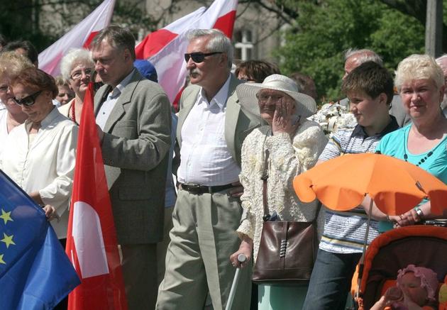Święto 1 Maja na Śląsku i w Zagłębiu
