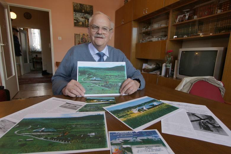 Tadeusz Biernat: Nie miałem w rodzinie niepełnosprawnych, ale rozumiem ich potrzeby