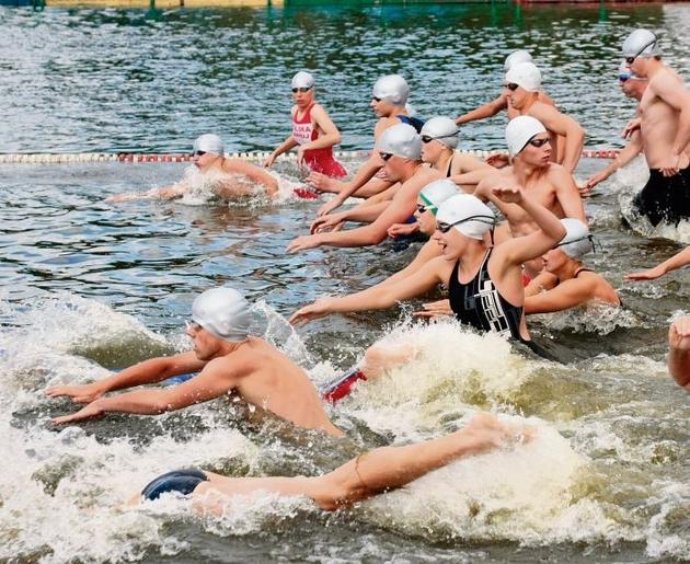 W najbliższą niedzielę w Wolsztynie można spodziewać się lepszej frekwencji i wymarzonych warunków do pływania