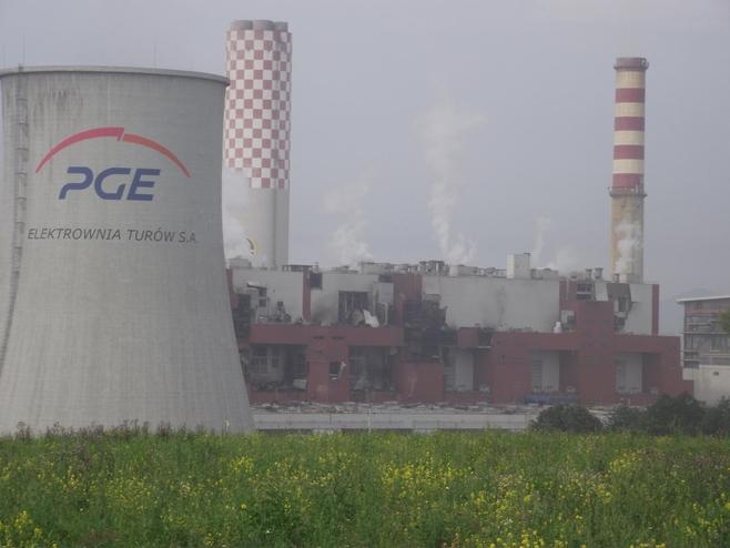 Sytuacja w elektrowni - 25 lipca, godz. 12
