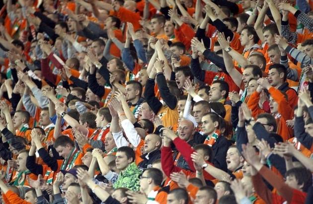 Piłka nożna: Wielkie zwycięstwo Zagłębia Lubin nad Lechem Poznań 1:0 (RELACJA)
