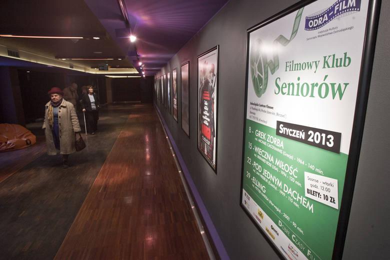 Filmowy Klub Seniorów Cykl z dobrym kinem we wtorki we wrocławskim DCF-ie. Buena Vista pół żartem