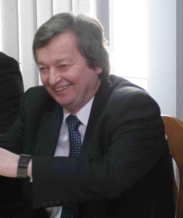 Prezes Piasta, Jacek Krzyżanowski