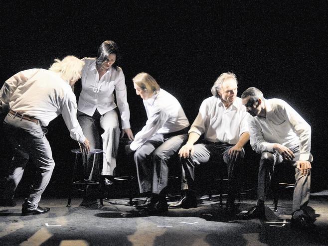 """Lech Jankowski twierdzi, że także w spektaklu """"Teczki"""" wykorzystano fragment  jego muzyki"""