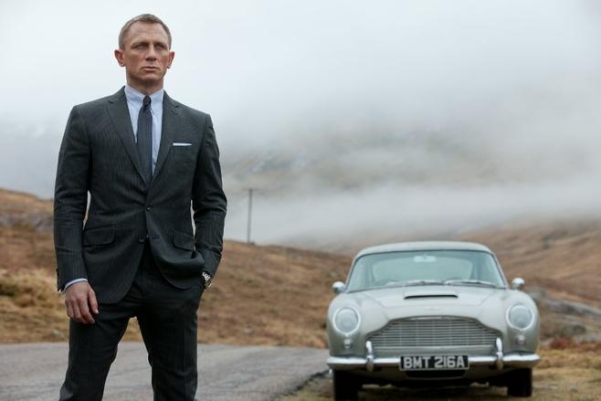 RECENZJA: Skyfall - nowy James Bond [TRAILER]
