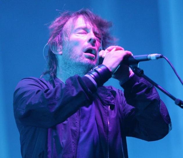Zespół Radiohead zagrał w zeszłym roku na poznańskiej Cytadeli