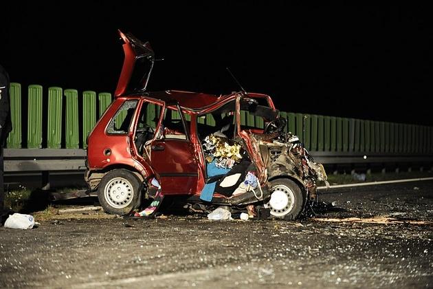 Dwie osoby zginęły w wypadku na obwodnicy Oleśnicy