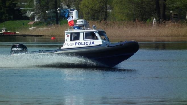 Policjanci z komisariatu wodnego w Poznaniu rozpoczynają sezon.