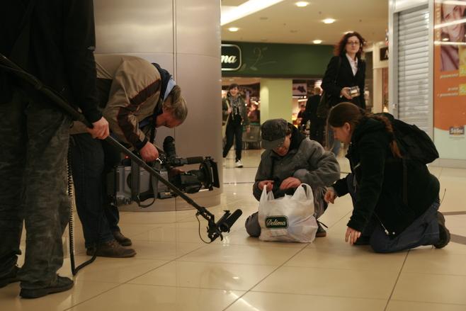 """Film """"Sześć postaci"""" w TVP Lublin: Teatr jest dla nich łaskawy (ZDJĘCIA)"""