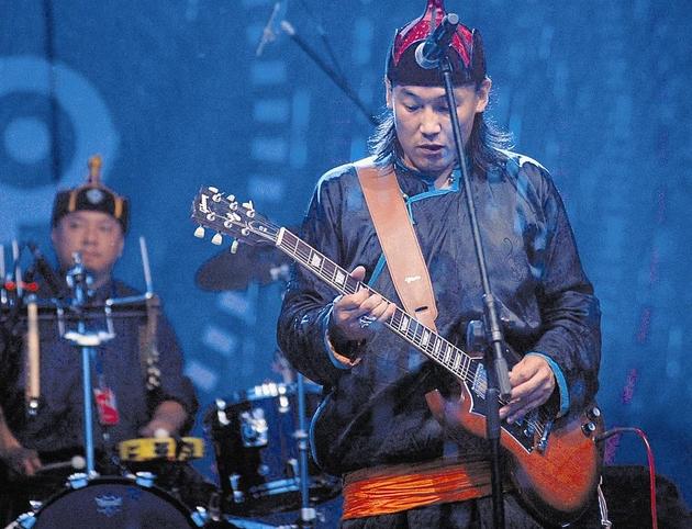 Hanggai - mongolski folklor z rockowym ogniem