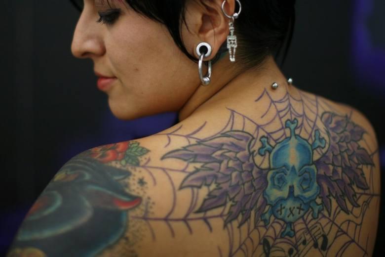 Tatuaże Anioł Na Szczęście Smok Dla Siły Co I Po Co Tatuują Sobie