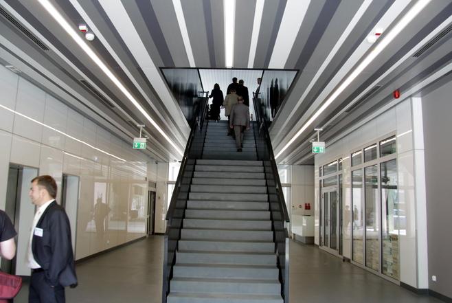 Oficjalne otwarcie budynku informatyki UMCS (ZDJĘCIA)