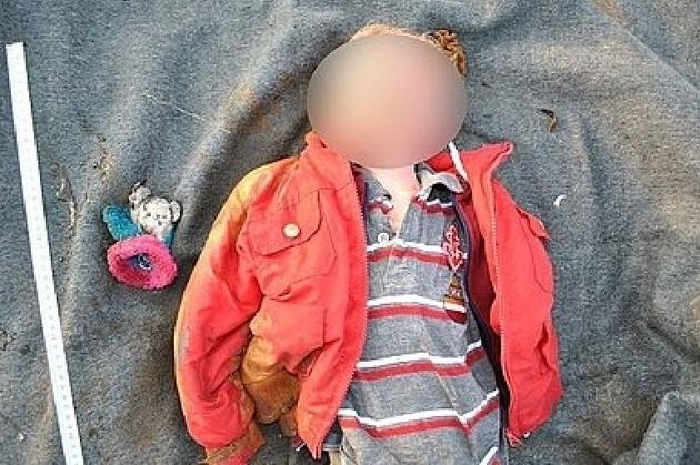 Nowy portret 1,5-rocznego chłopca spod Cieszyna ZDJĘCIA