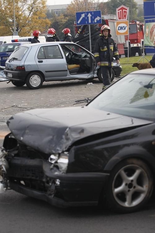 Wrocław: Wypadek na placu Strzegomskim (Film)