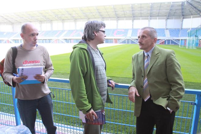 Piast Gliwice: Stadion otwarty [ZOBACZ ZDJĘCIA]