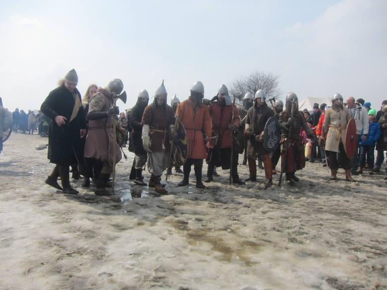 Bitwa na miecze na Kopcu Krakusa [Zdjęcia]